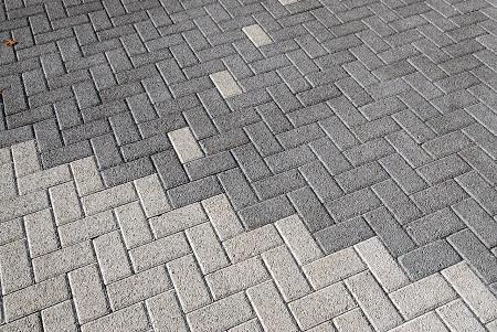 Waterdoorlatende stenen | Drainagestenen van poreus beton