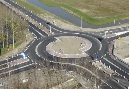 verkeersgeleiding | verkeerselementen prefab beton