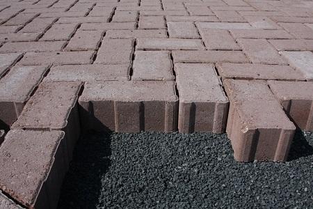Waterpasserende betonstraatsteen H2O