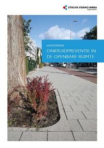 Whitepaper 'Onkruidpreventie in de openbare ruimte'