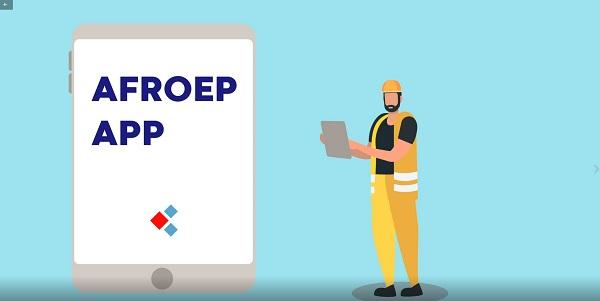 Met de afroep app kunt u zelf eenvoudig en snel uw orders afroepen.
