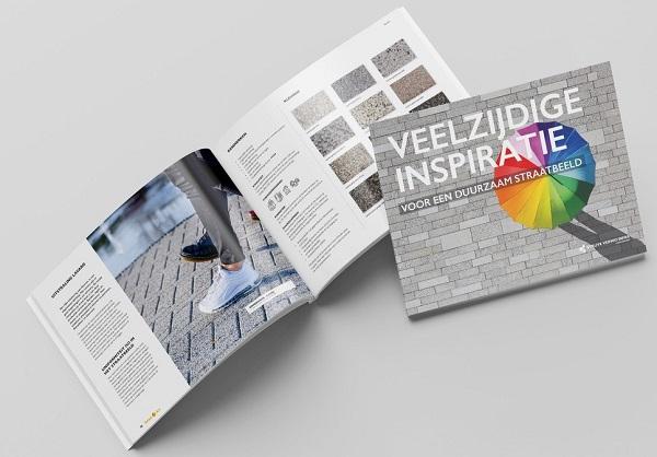 De 134 pagina's tellende catalogus Veelzijdige Inspiratie is een nieuw, compleet en sfeervol inspiratieboek.
