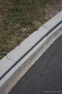 Antiparkeerbanden bedrijventerrein