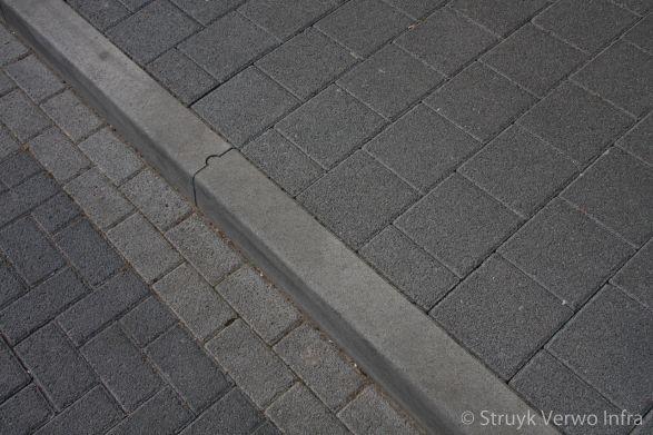 Drainage stenen 21x21|dubbelklinkers|poreuze stenen