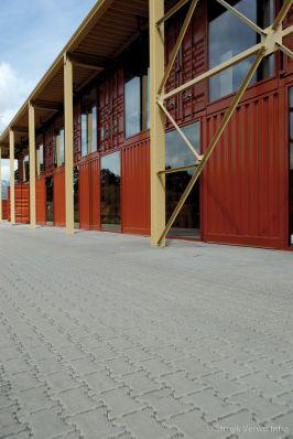 Bedrijvenpark Laura Coal Beringen H-profiel