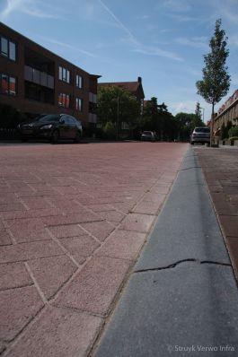 Geleideband beton