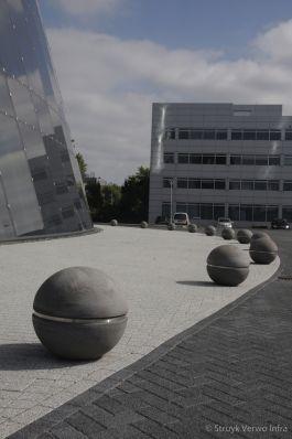 Sierbol globe|sierbol op straat|sierbollen beton