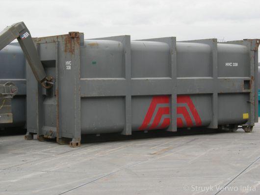 Container terminal|vloerplaat in industriële omgeving|vloerplaat industrie