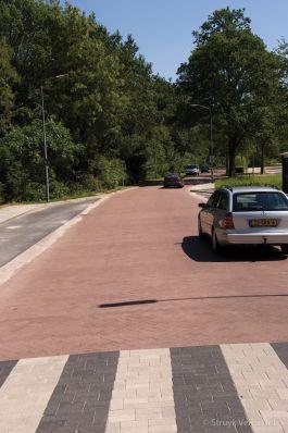geluidsreducerende bestrating Herinrichting Hoff van Hollantlaan