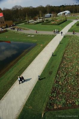 Groene bestrating|Floriade Venlo
