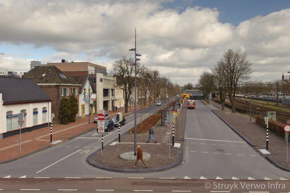 Herinrichting Stationsplein Oss bushalteplaats