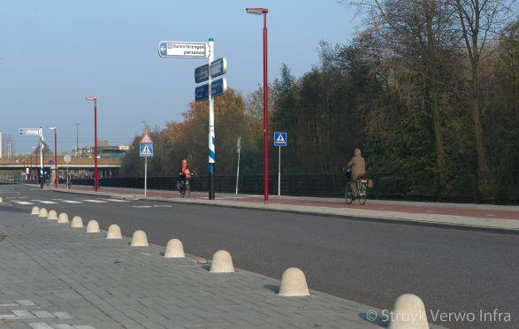 Sierpaal Bouvigne|antiparkeer maatregelen