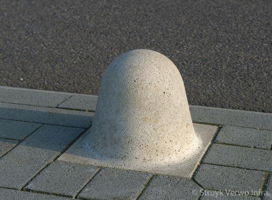 Sierpaal beton laag|afzetelement beton