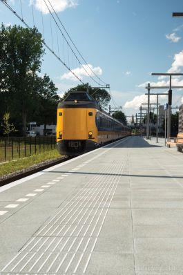 NS station Europark, Boumaboulevard Groningen
