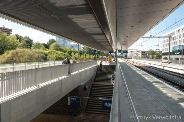 NS station Europark|Boumaboulevard Groningen