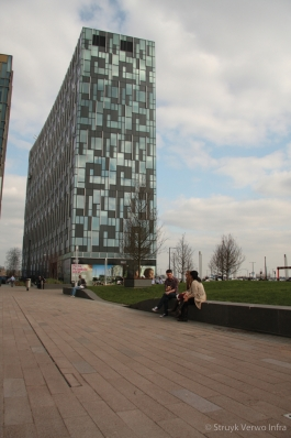 Greenwich Peninsula Londen (GB)