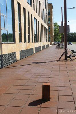 Oxi bestrating John Keynesplein- Amsterdam