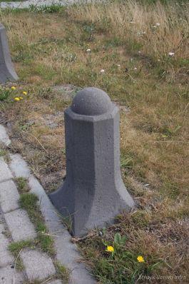 Sierpaal Lodijcke mini|anti parkeer palen