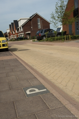Verhoogd langsparkeren Schuytgraaf Arnhem