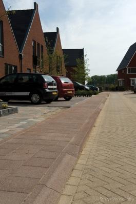geleideband Schuytgraaf - wijk Parklane