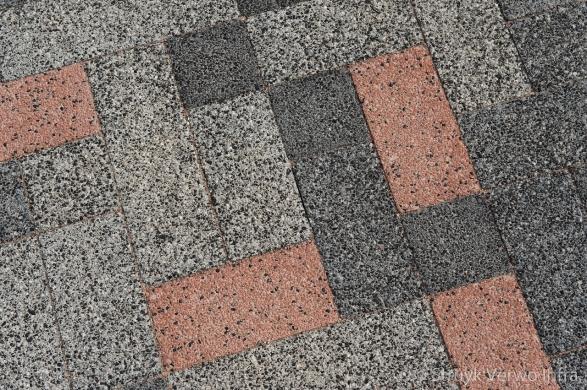 betonstraatsteen Breccia