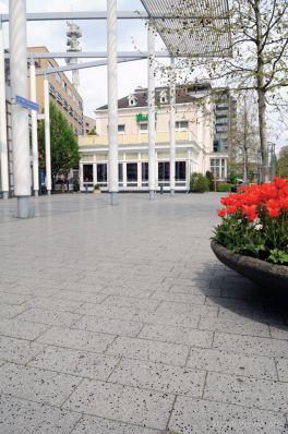 Geslepen bestrating|Brinkstraat Hengelo