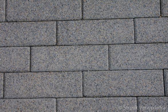 Betonstraatstenen 33x11| Breccia 33x11x8 grigio giallo|Gezondheidspark Dordrecht