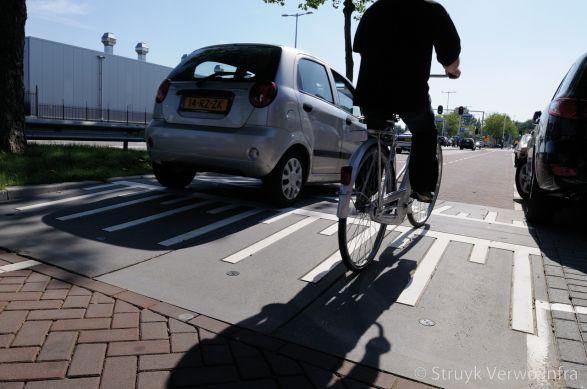 SVT-verkeersdrempel in woonwijk