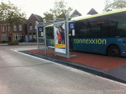 Prefab busperronplaten|Centraal station Alkmaar