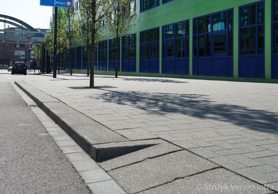 Conradstraat Rotterdam hoekstuk