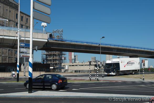 Dordtselaan Rotterdam overzicht