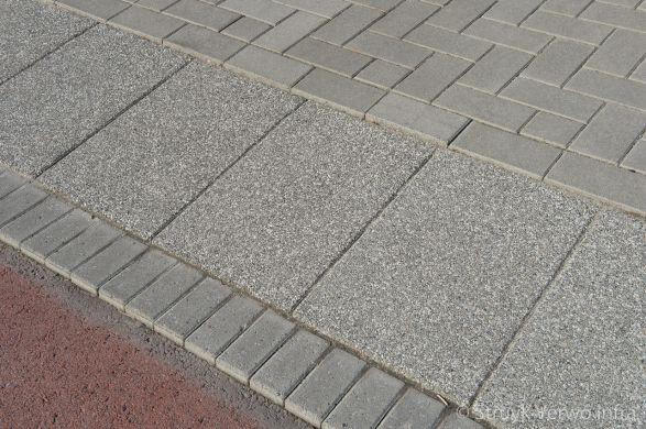 Inritband beton 75 diep