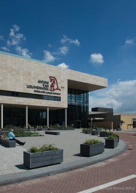 Bloembak Avenue|Antoni van Leeuwenhoekziekenhuis|inrichting buitenterrein