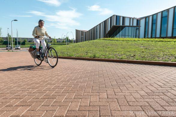Drainage stenen|'t Anker te Zwolle
