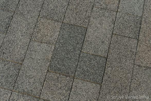 Uitgewassen bestrating in diverse afmetingen|Chopinplein in Culemborg|inrichting voetgangerszone