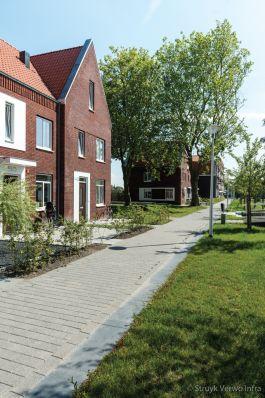 Renovatie School- en Talmastraat Leerdam