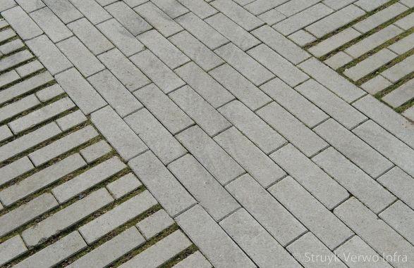 Hydro Lineo|groenbestrating|Mient den Haag|graslijnen|groenstroken