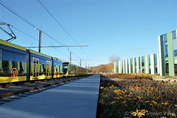 Tramremise Nieuwegein