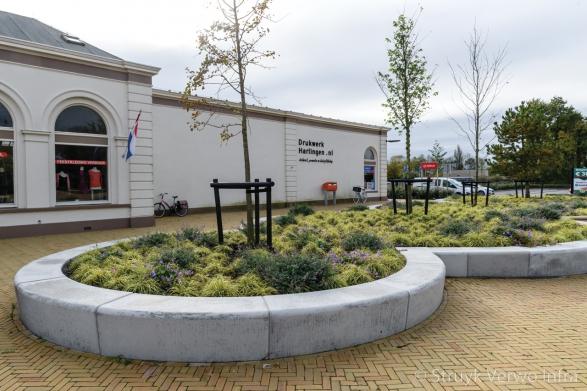 Groeneiland|Inrichting Nieuwe Willemshaven in Harlingen