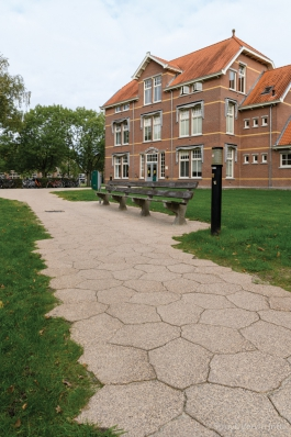 Cementvrij onderbeton|Zarafa Cero Universiteit Utrecht