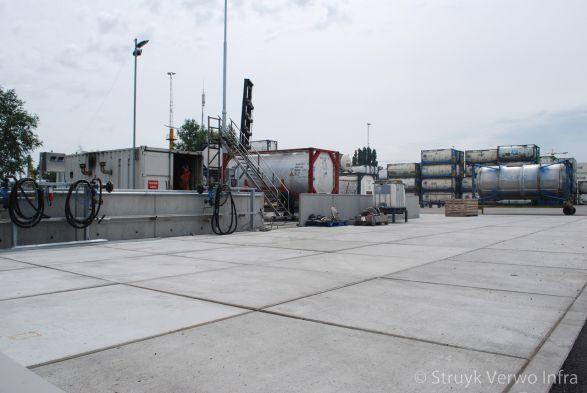 Milieu vloerplaten|Rotterdam Botlek