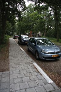 Parkeergelegenheid recreatiepark
