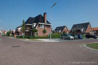 Warme uitstraling nieuwbouwwijk