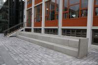 Schoolplein Spinoza Lyceum