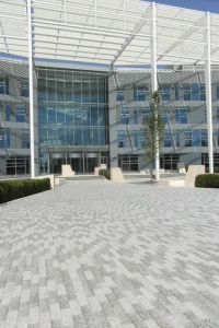 Entree Milton Keynes office