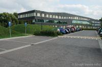 Parkeerterrein Sportcomplex Kluiverboom