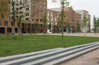 Inrichting Joris Ivensplein IJburg