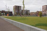 Inrichting Theo van Goghpark IJburg