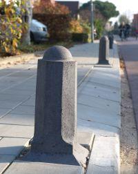 Antiparkeervoorziening Van Beekstraat