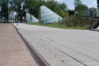 Vernieuwing trottoir Rotterdam